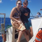 Snorkeling Cruise with Travis!