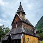 Photo of Urnes Stave Church