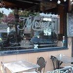 Monet's Wine Bistro Entrance