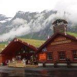 Foto de Trollstigen Camping and Guesthouse Restaurant