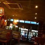 Inside Chimichanga