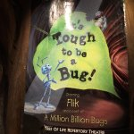 It's tough to be a bug - we loved it, especially right at the end