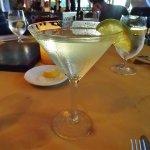 Delicious martini!
