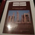 Menue-back : Persepolise
