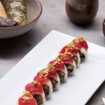 Wide selection of specialty rolls