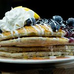 Smothered pancakes (limited edition)