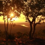 Sunset from Escarpment Lookout, Judbarra-Gregory National Park