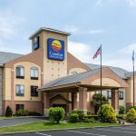 Welcome to the Comfort Inn & Suites Mishawaka!