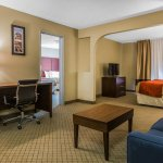 Family Suite: Get everyone together in this huge room that sleeps 7 comfortably