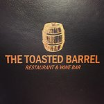 The Toasted Barrel Logo