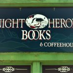 Are we a bookstore with coffee, or a cafe with books? You decide..