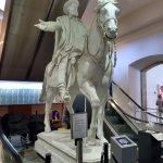estatua equeste de D. Pedro