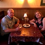 """Only Place that we can find """"Grouper Ponchartrain-it's the BEST-Jeanelle"""