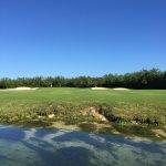 The Fairmont's golf course