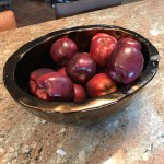 free apple tray