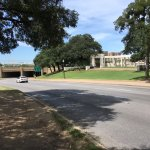 View of the Grassy Knoll