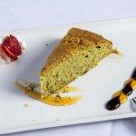 Pistachio and Almond Cake (GF)