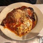 Veal & Egg Plant Parmesan