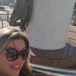 Zdjęcie Mirador del Flor / Selena's Seawall Statue