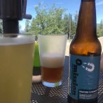 Local Beer & Local Kombucha on left!