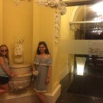 Lobby @Hotel Palazzo Zichy
