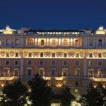 Foto di Rome Marriott Grand Hotel Flora
