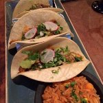 Fish Taco's & Mexican Rice