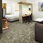 Foto de SpringHill Suites Chicago Waukegan/Gurnee