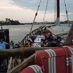 Onboard Dhow