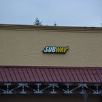 You may be able to tell, THIS SubWay is inside the WalMart - good eating!