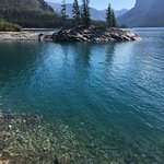 Photo of Lake Minnewanka