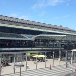 Cologne HBF from the room
