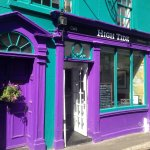 Newest cafe restaurant in Kinsale for lunch ( 12.00) and dinner ( 6.pm ). Fabulous