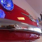 Gustowave - Frontale Fiat 500 artigianato