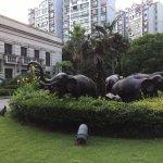 Radisson Blu Hotel Shanghai Hong Quan Foto