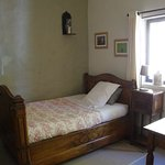 3 lits simples disponibles dans la suite