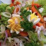 salade jardinière de Lakozia