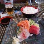 les 12 sashimis