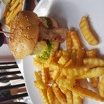 Tasty Burger! 😁😁😁😁😁