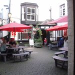 Quaint old pub.