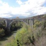Pont du Diable,Céret (Pyrénées-Orientales, Occitanie), France.