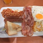 English breakfast complet