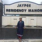 I am very happy in Jaypee residency