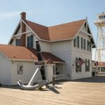 Ocean City Life- Saving Station Museum is filled with history about local sea rescues.