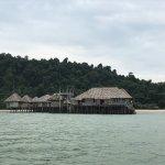 Telunas Beach Resort Foto