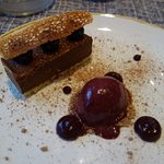 Amazing chocolate cake