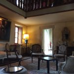 The Living room of the manor