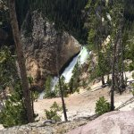 Photo of Yellowstone River