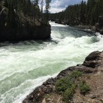 Photo of Yellowstone River