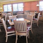 One inside section for dinning~ Altoona Family Restaurant  ~ Bright, warm inviting feel..